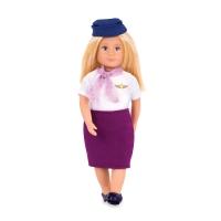 LORI Лялька (15 см) Стюардеса Аурі