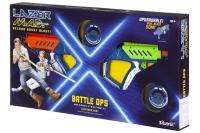 Silverlit Игрушечное оружие Lazer M.A.D. Двойной набор