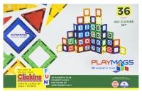 Playmags Магнітний набір 36 ел. PM168