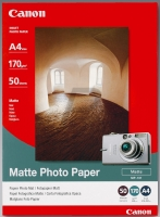 Canon A4 Photo Paper Matte MP-101, 50л.