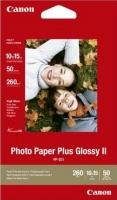 Canon 10х15 Photo Paper Glossy PP-201, 50л