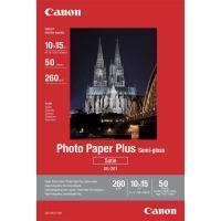 Canon 10х15 Photo Paper Plus Semi-gloss SG-201, 50л.
