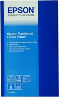 Epson A3+ Traditional Photo Paper, 25л.