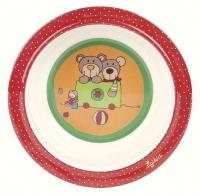 sigikid Тарілка глибока Wild & Berry Bears