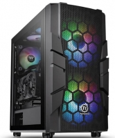 Thermaltake Commander C33 TG ARGB Edition,без БП