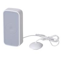 Zipato Розумний датчик протікання води Flood Sensor, Z-Wave, 3V 2 x AAA, білий