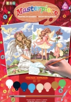 Sequin Art Набір для творчості PAINTING BY NUMBERS JUNIOR-PAIRS Fantasy