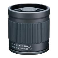 Kenko Reflex Lens 400mm f/8 Black