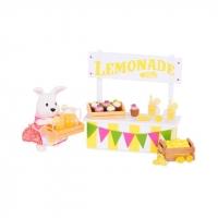 Li`l Woodzeez Игровой набор - Тележка с лимонадом new