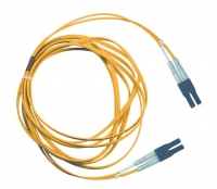 3M Оптический патч-корд LC/UPC-LC/UPC, 9/125, OS1, duplex, 1м