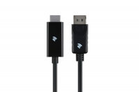 2E Displayport to HDMI (AM/AM), 1.8 м