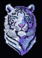 Sequin Art Набір для творчості BLUE Snow Tiger