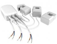Aeotec Розумний контролер споживання енергії ZW095-3P4 60A, Z-Wave, AC 230V, 3 фази 60A, білий