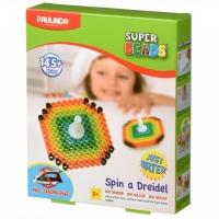 PAULINDA Аквамозаика Super Beads Волчок 145 деталей