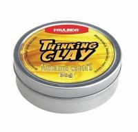 PAULINDA Розумний пластилін Thinking Clay металік 30г (золотий)