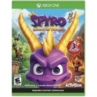 Spyro Reignited Trilogy [Blu-Ray диск]