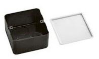 Legrand Монтажна коробка в бетон 3 модуля, метал, DLP