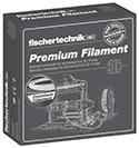 fischertechnik Нить для 3D принтера белая 500 г.