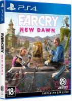 PlayStation Far Cry. New Dawn [Blu-Ray диск]