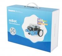 Makeblock STEAM набор mBot Classroom Kit (робот mBotV1.1 + 2 набора расширения Gizmos Add-on Packs)