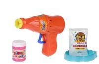 Same Toy Мильні бульбашки Bubble Gun Кока-кола (помаранчевий)