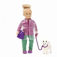 LORI Лялька (15 см) Шауна з собачкою Сонні