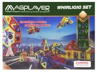 MagPlayer Конструктор магнітний 112 од. (MPB-112)