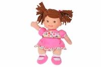 Baby's First Лялька Little Talker Навчайся говорити (брюнетка)