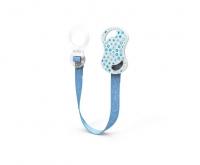 Nuvita Тримач для пустушки Nuvita синій NV6070Blue