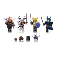 Roblox Игровая коллекционная фигурка  Mix &Match Set Days of Knights в наборе 4шт