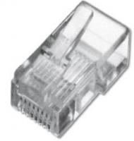 Digitus Коннектор RJ11 6P4C, 100шт.