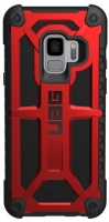 UAG Monarch Case для Galaxy S9 Crimson