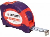 SPARKY 7.5 ML c лазером, 7.5м, 25мм, 3 рабочих режима