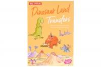 Scribble Down Перевідні наклейки - Країна динозаврів