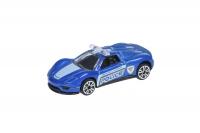 Same Toy Машинка Model Car Поліція (синя)