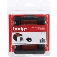 Badgy Монохромна стрічка для принтера Badgy100/200 (на 500 карток)