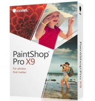 Corel PAINTSHOP PRO X9 ML Minibox EU