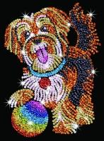 Sequin Art Набір для творчості BLUE Puppy