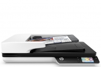 HP ScanJet Pro 4500 f1 Network