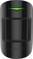 Ajax Бездротовий датчик руху MotionProtect, Jeweller, 3V CR123A, чорний