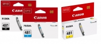 Canon CLI-481 Cyan/Magenta/Yellow/Black Multi Pack