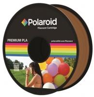 Polaroid Катушка с нитью 1.75мм/1кг PLA, коричневый