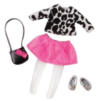 LORI Набір одягу для ляльок зі спідницею