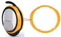 Segway Декоративная прозрачная накладка для моноколес Ninebot by Segway ONE E+ Orange (2шт.)