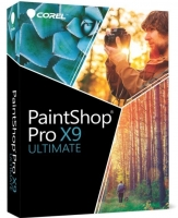 Corel PAINTSHOP PRO X9 UL ML Minibox EU