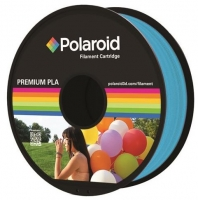 Polaroid Катушка с нитью 1.75мм/1кг PLA, голубой
