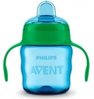 Avent Поїльник 200мл 6+ блакитний