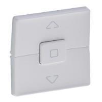 Legrand Клавіша вимикача для жалюзі і рольставней, білий (Valena IN'MATIC/LIFE)
