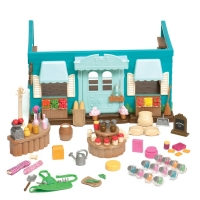 Li`l Woodzeez Игровой набор - Продуктовый Магазин
