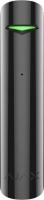 Ajax Бездротовий датчик розбиття скла GlassProtect, Jeweller, 3V CR123A, чорний